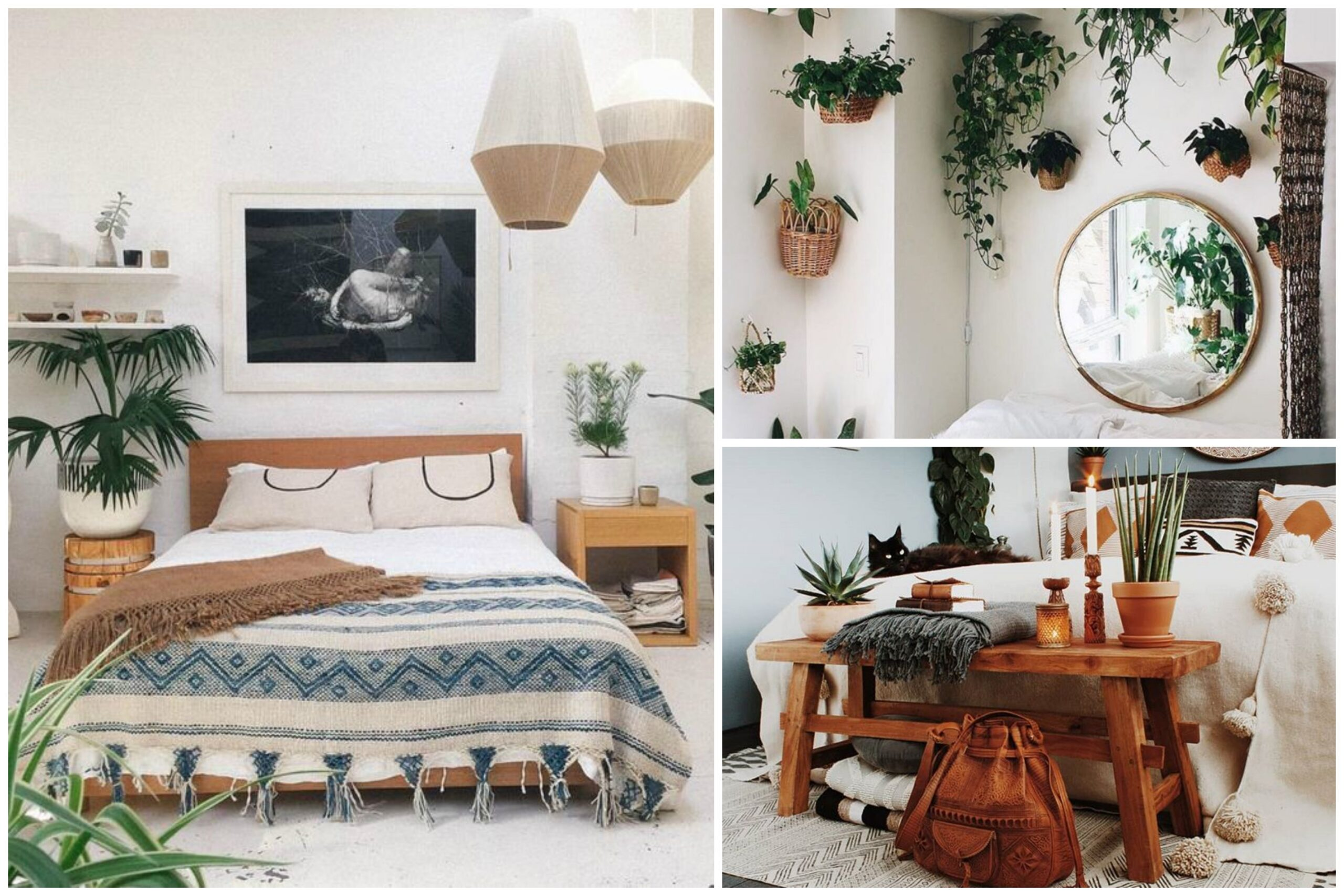11 Boho Bedroom Ideas to Decorate Your Boho Chic Room ...